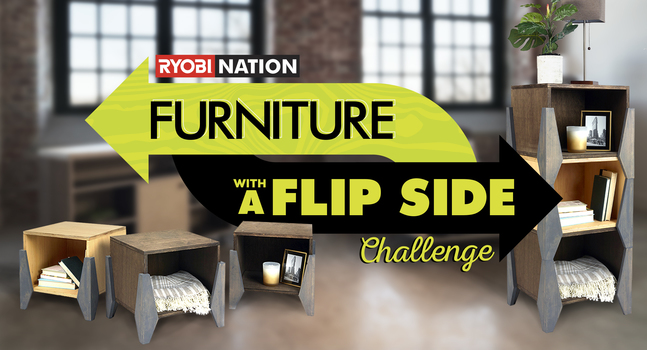 Furniture with a Flipside Challenge
