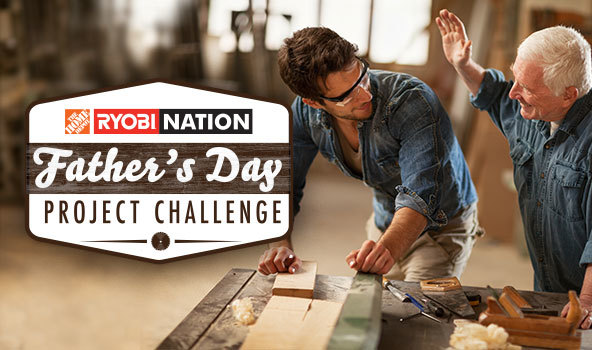 Father's Day Project Challenge