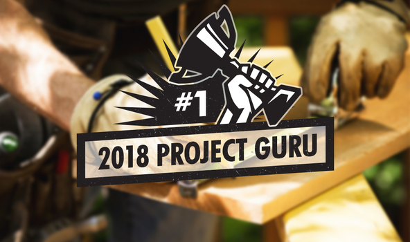 2018 RYOBI Nation Project Guru