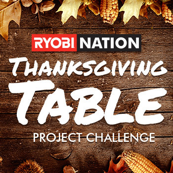 Thanksgiving Table Project Challenge