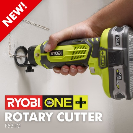 Speed Saw™ Rotary Cutter