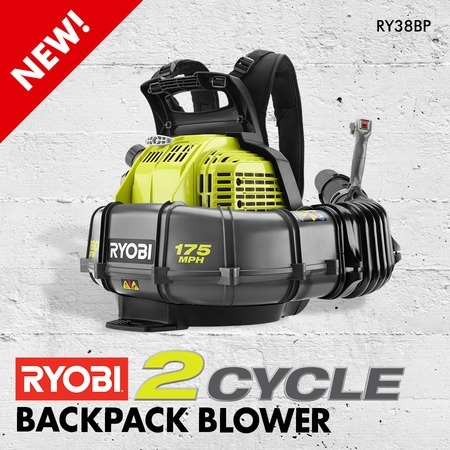 2 CYCLE BACKPACK BLOWER