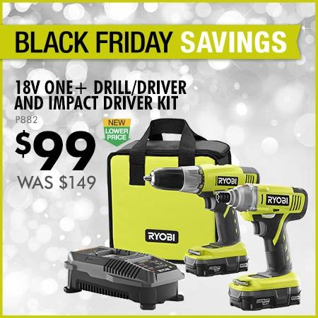 Black Friday - P882