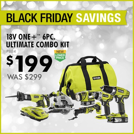 Black Friday - P884