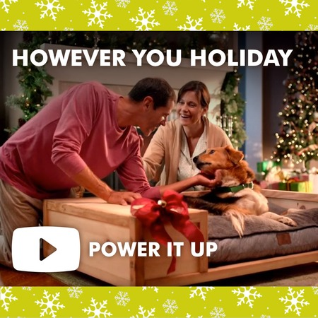 However You Holiday Video