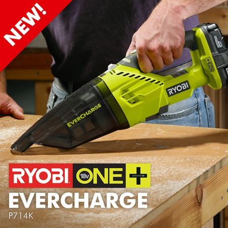 18V ONE+™ EverCharge™ Cordless Hand Vacuum