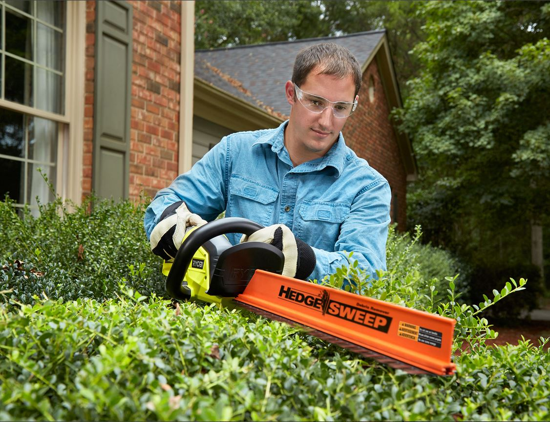 Hedge Trimmer Buying Guide RYOBI Landscapes