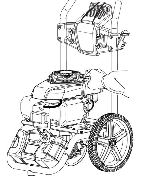 Gas Pressure Washer Starting Guide