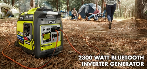 2300 WATT BLUETOOTH INVERTER GENERATOR