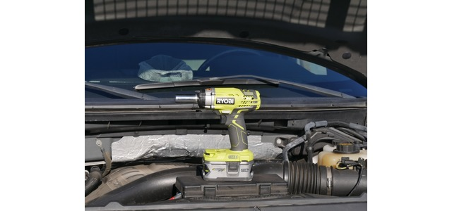 Photo: Ryobi Impact Wrench Review