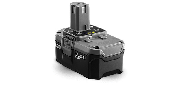 Photo: New Product: 18V High Capacity Lithium-ion Battery