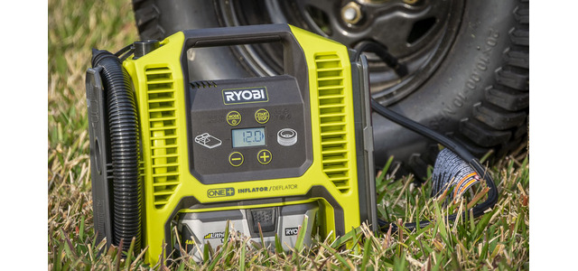 Photo: Ryobi Dual Function Inflator/Deflator Hands-on Review | P747