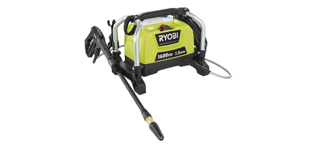 Photo: RYOBI Electric Pressure Washers
