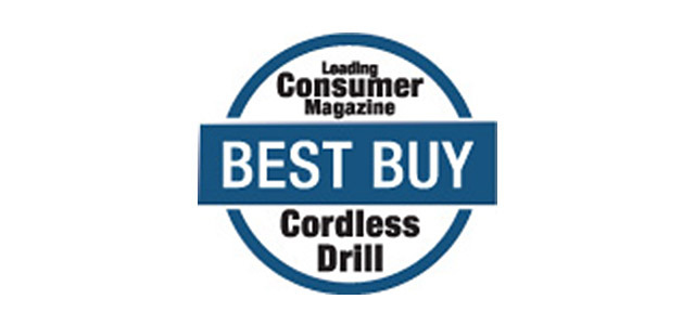 Photo: Leading Consumer Magazine - Cordless Drill Best Buys