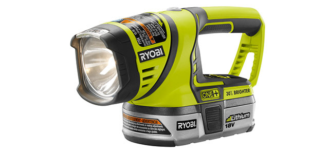 Photo: P704 18 Volt ONE+™ Worklight