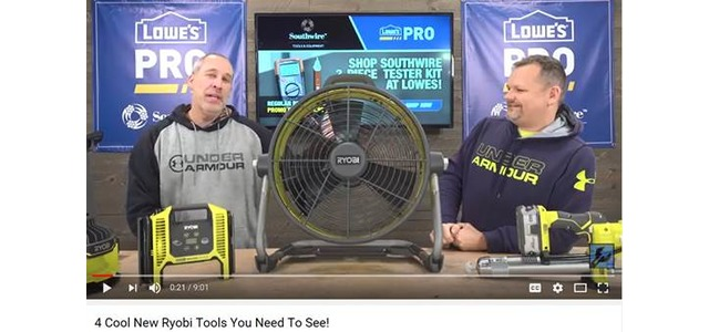 Photo: 4 Cool New Ryobi Tools You Need to See by Tools In Action