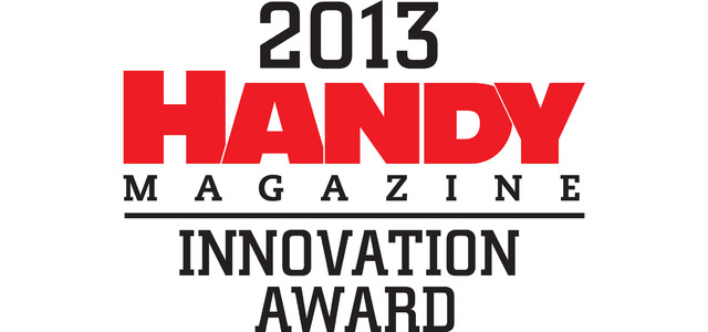 Photo: HANDY Unveils 2013 INNOVATION Award Winners