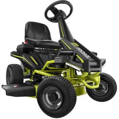 "30"" Electric Riding Mower 50 Ah"