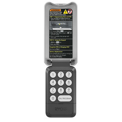 Wireless Outdoor Keypad