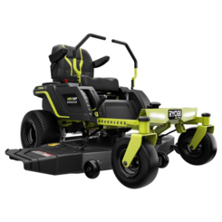 48V Zero Turn Electric Riding Mower with 115Ah Battery