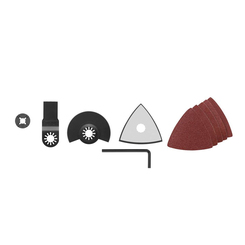 Wood Cutting Blade, Segment Saw Blade, Sanding Pad, Sandpaper, Blade Wrench
