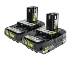 (2) 18V ONE+ 2Ah High Performance Batteries
