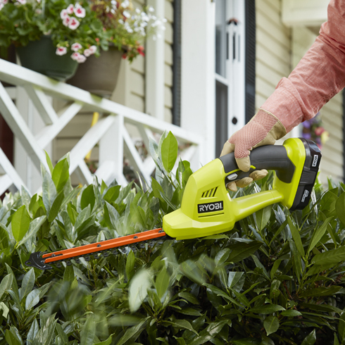 18V ONE+™ GRASS/SHEAR SHRUBBER | RYOBI Tools