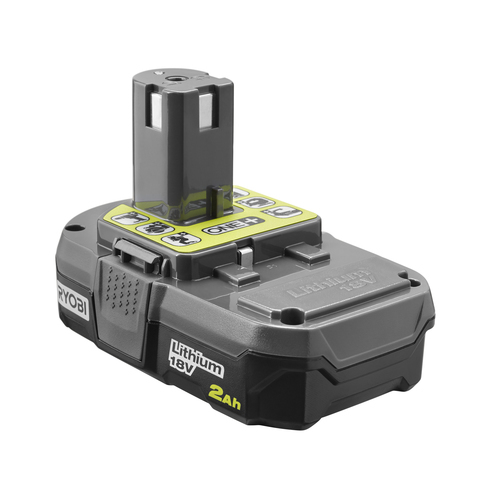 Photo: (2) 18V ONE+ COMPACT LITHIUM-ION BATTERIES
