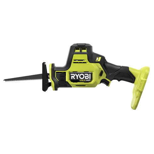 Photo: 18V Compact Brushless One-Handed Recip Saw