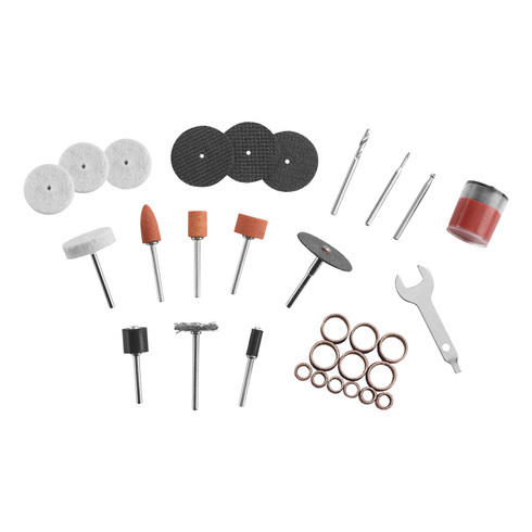 Photo: 33 Grinding, Cutting, Sanding & Polishing Accessories