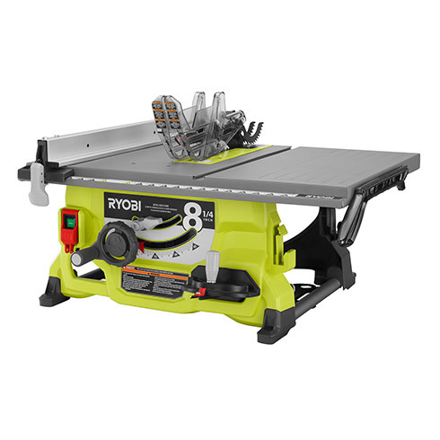 Photo: RTS08T Table Saw