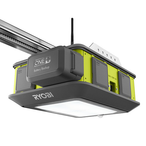 Ultra Quiet Garage Door Opener Ryobi Tools