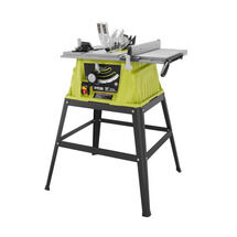 10 IN. Table Saw with Steel Stand