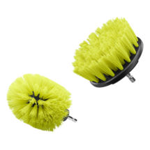 2 PC. Medium Bristle Brush Multi-Purpose Cleaning Kit