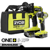 18V ONE+ HP Brushless 2-Tool Combo Kit