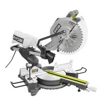 12 IN. Sliding Compound Miter Saw with Laser