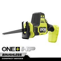 18V ONE+ HP Compact Brushless One-Handed Reciprocating Saw