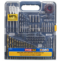 90 PC. Drilling and Driving Accessory Kit