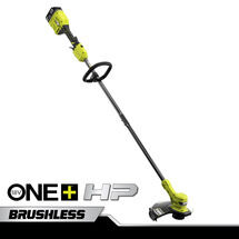 18V ONE+ HP Brushless String Trimmer/Edger with 4Ah Battery and Charger