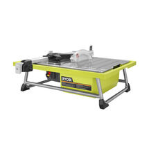 7 IN. Tabletop Tile Saw