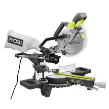 7 - 1/4 in. sliding miter saw