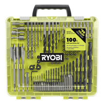 100 PC. Drill and Drive Set