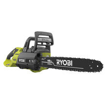 "40V 16"" Brushless Chain Saw with 4Ah Battery & Charger"