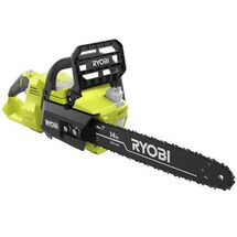 "40V 14"" Brushless Chain Saw with 4Ah Battery & Charger"