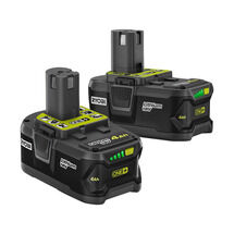 18V ONE+™ LITHIUM-ION 4.0AH BATTERIES 2-PACK