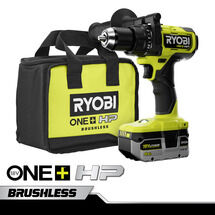"18V ONE+ HP Brushless 1/2"" Hammer Drill Kit"