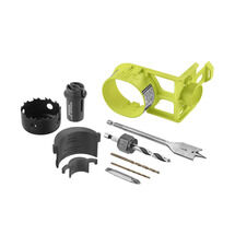 Wood Door Lock Installation Kit