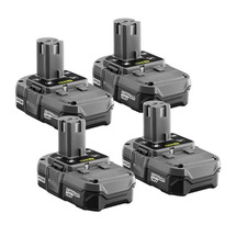 18V ONE+™ 4-Pack Compact Lithium-Ion Batteries (Online Only)