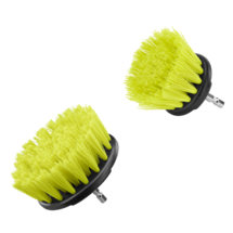 2 PC. Medium Bristle Brush Cleaning Accessory Kit