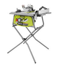 10 IN. 15 Amp Table Saw with Folding Stand